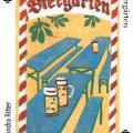 Munich Artists Playing Cards